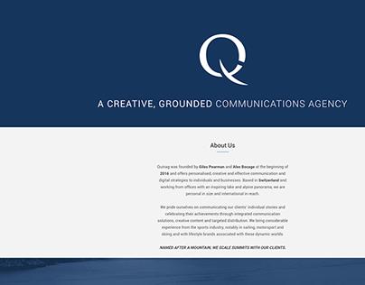 """Logo for """" QuinagCommunication"""""""