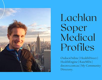 Dr Lachlan Soper Medical Profiles
