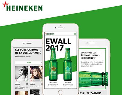 Heineken Ewall - 2017