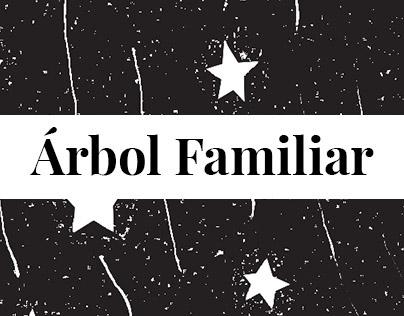 Árbol Familiar - Family Tree