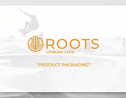 Roots Urban Life - Product Packaging