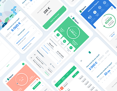 Banking Services - UX case