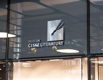 Museum of Czech Literature (rebranding)