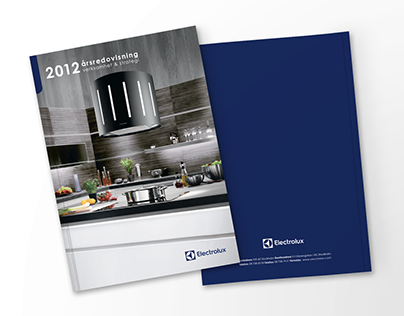 Electrolux – Annual Report Redesign