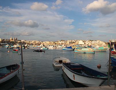 My Honeymoon to Malta