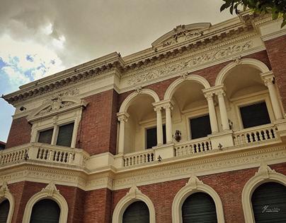 Aisha Fahmy palace -cairo