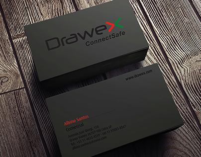 Identidade Visual Drawex ConnectSafe