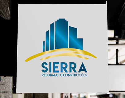 Logotipo - Sierra Reformas