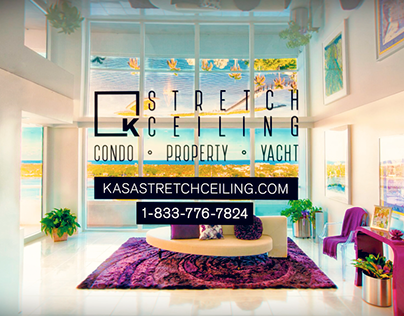 Kasa Stretch Ceiling Video