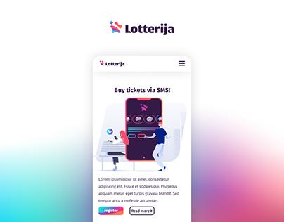 Lotterija