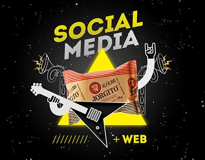 Social Media + Web - Jorgito
