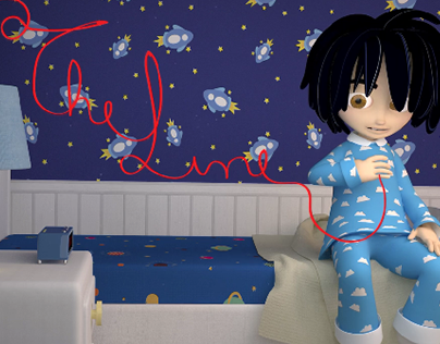♡ The Line - 3D Animation