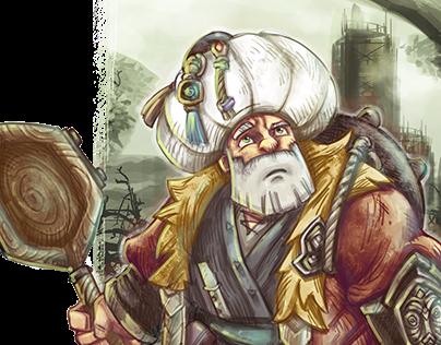 Hoca Nasreddin Kara Portala Karşı !