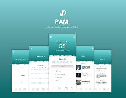 P.A.M. App
