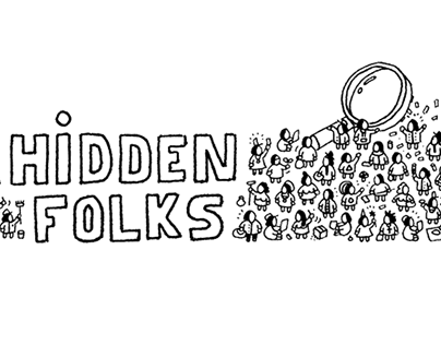 HIDDEN FOLKS - The Game