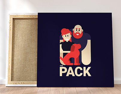 The Pack x Personal Project