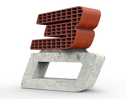 3D Beton