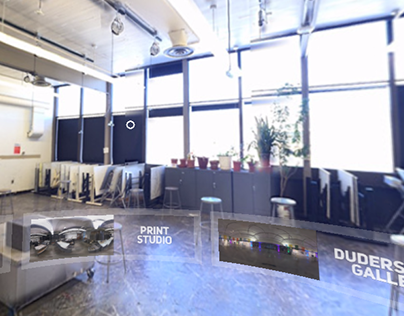 Virtual Tour - Stamps School of Art & Design