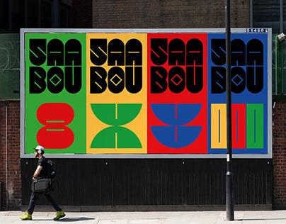 SAABOU // Rebranding