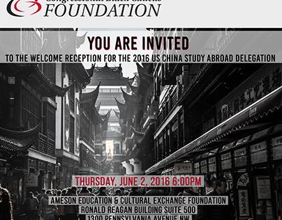 Congressional Black Caucus Foundation Flyer Design