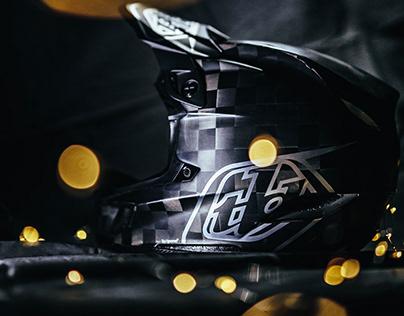 D4 Helmet - TroyLeeDesigns