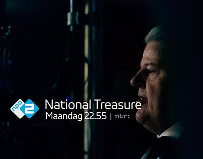 NTR Promo National Treasure