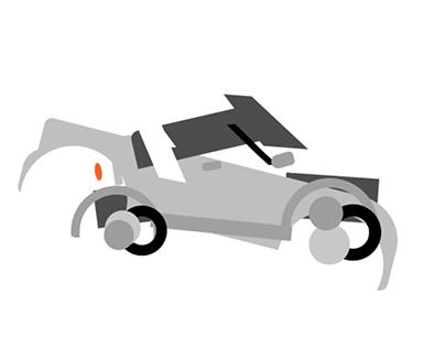 Loop animado - Motion Graphics