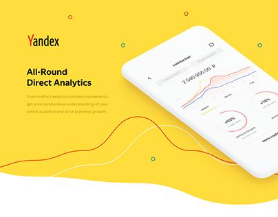 Yandex - Direct Partner