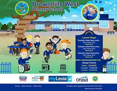 Brownhills West Primary School
