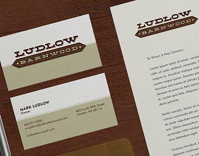 Brand Identity – Ludlow Barnwood