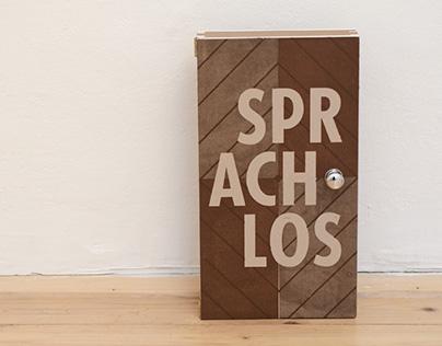 Sprachlos (DVD-Packaging)