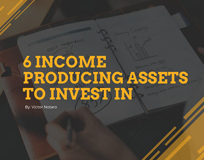 VIDEO: 6 Income Producing Assets to Invest In