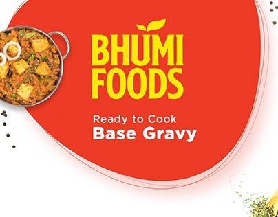 BHUMI FOODS   BRIGHT PIXEL