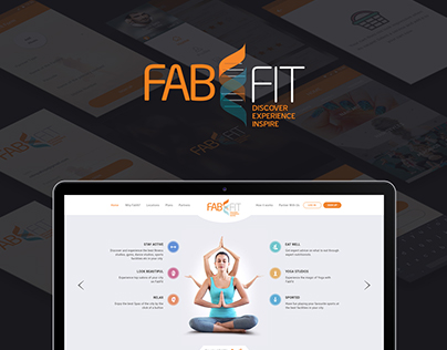 FabFit - Discover Experience Inspire