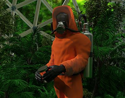 Biohazard 2086