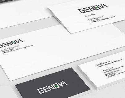 Genova: Company Branding