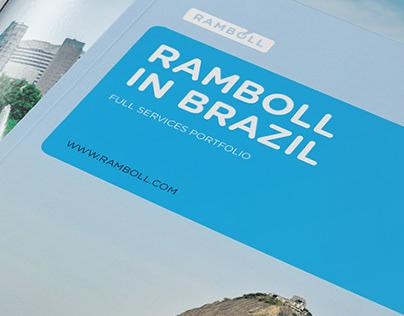Ramboll Brasil | Brochura Institucional Brasil