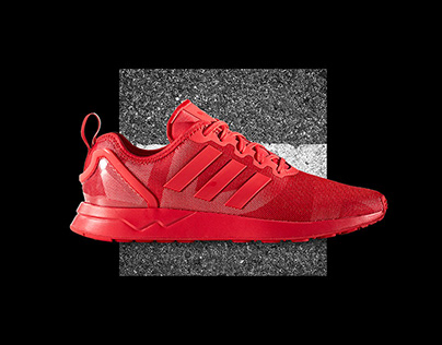 adidas ZX Flux Website