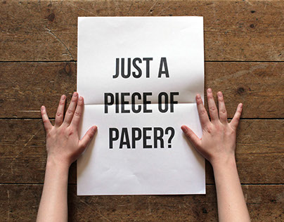 Footnotes - Just a piece of paper?