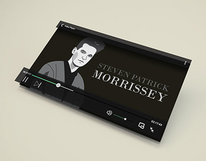 Morrissey -- Informative Motion Graphics