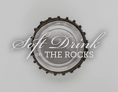 Soft Drink on The Rocks // Section for J.Gasco