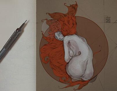 Sketchbook | Lines | Studies
