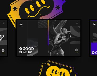 Good and Grim UI & Illustration
