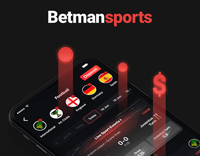 Betmansports product design