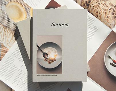 Sartoria The Book