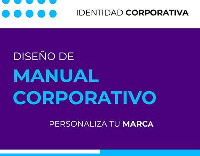 DATOSBI Diseño de manual corporativo