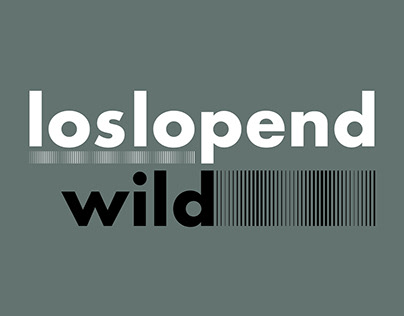 Loslopend Wild - Logo design