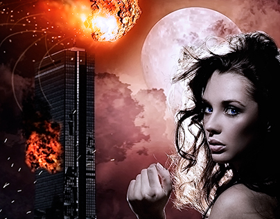 Zombie - Book cover and poster -