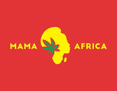 Mama Africa - Cannabis Plant - Booklet