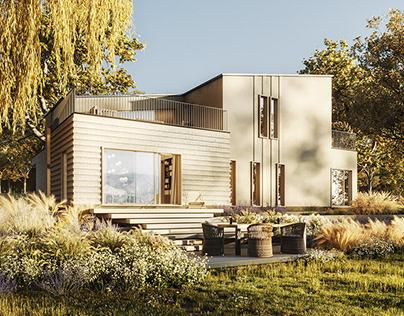 Stone House - Family House
